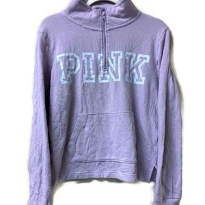 Pink Graphic Hoodie